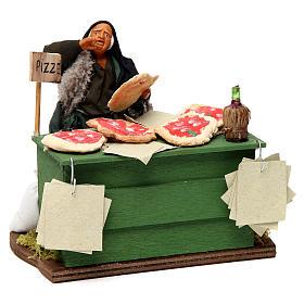 Pizza maker Neapolitan Nativity Scene 12 cm s3