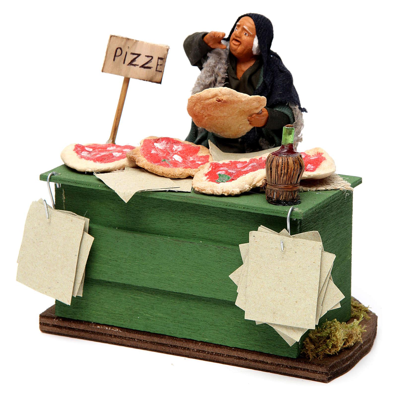Pizza Maker from Naples 12 cm 4