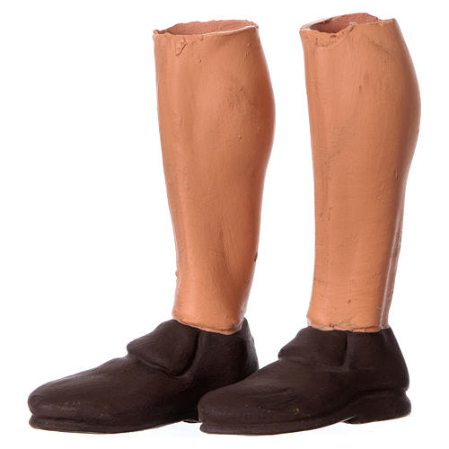 Teste mani e piedi per pastore calvo 35 cm 5