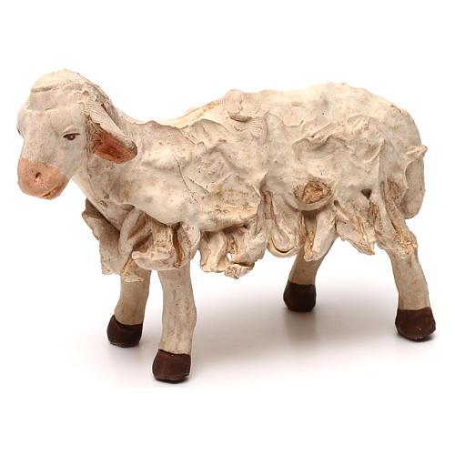 STOCK Mouton terre cuite 18 cm crèche napolitaine 1