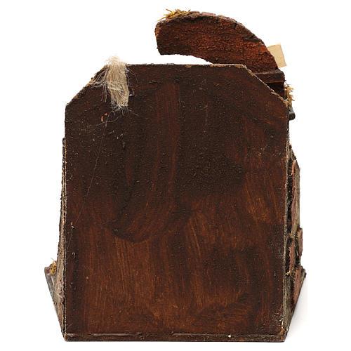 STOCK Scena macelleria presepe napoletano 12 cm 4