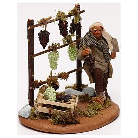 Man with vines, Neapolitan Nativity scene 10 cm s3