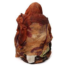 Lavandaia in ginocchio 12 cm s3