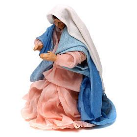 Neapolitan Nativity scene, Virgin Mary 12 cm s2