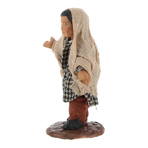 STOCK Enfant style arabe crèche napolitaine 10 cm 2