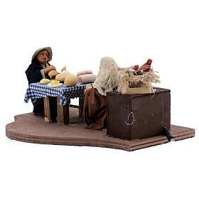 Table Neapolitan Nativity scene 10 cm s7