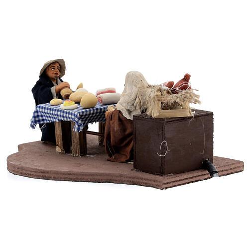 Table Neapolitan Nativity scene 10 cm 7