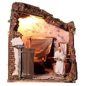 Mouvement chambre à coucher Naples 12 cm s1