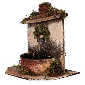 Brunnen mit Pumpe Neapolitanische Krippe, 10-12 cm s2