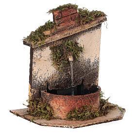 Brunnen mit Pumpe Neapolitanische Krippe, 10-12 cm s3
