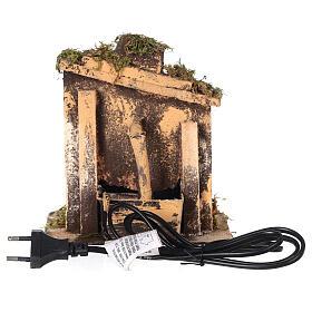 Brunnen mit Pumpe Neapolitanische Krippe, 10-12 cm s4