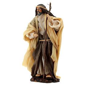 San Giuseppe statua 13 cm presepe napoletano