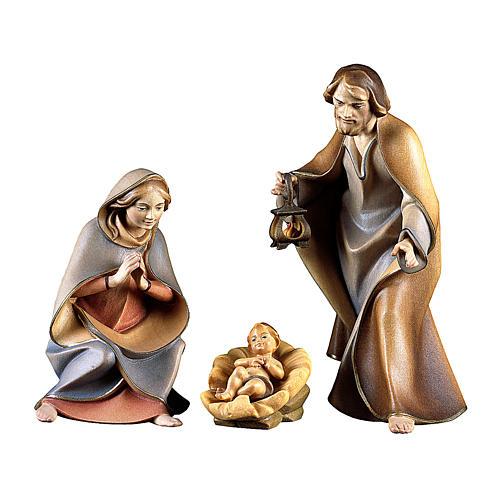 Nacimiento de Jesús belén Original Redentor madera pintada | venta ...
