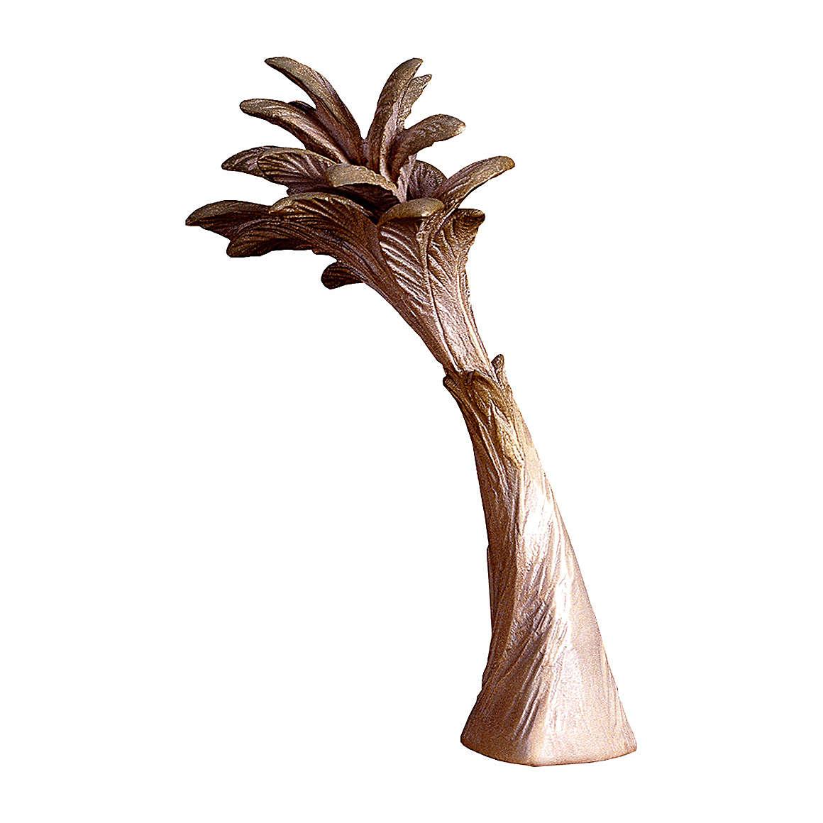 Palma stilizzata presepe Original Redentore legno dipinto in Val Gardena 10 cm 4