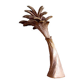 Palma stilizzata presepe Original Redentore legno dipinto in Val Gardena 10 cm s1