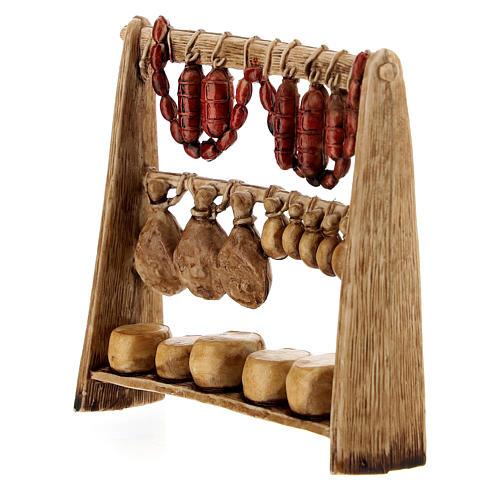 STOCK Mostrador embutidos y quesos Moranduzzo 6 cm 2