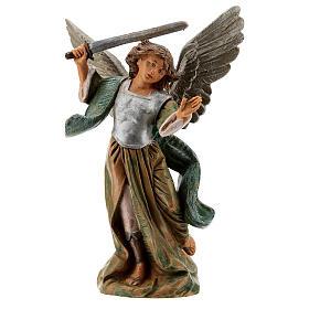 Saint Michel Archange résine 15 cm Fontanini s1