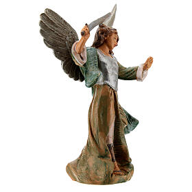 Saint Michael the Archangel resin statue, 15 cm Fontanini s3