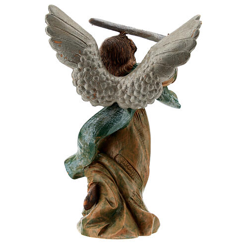 Saint Michael the Archangel resin statue, 15 cm Fontanini 4