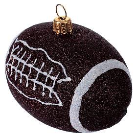 Palla da football americano Albero Natale s2