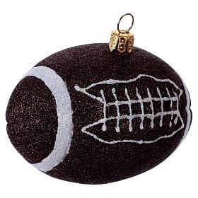 Palla da football americano Albero Natale s3