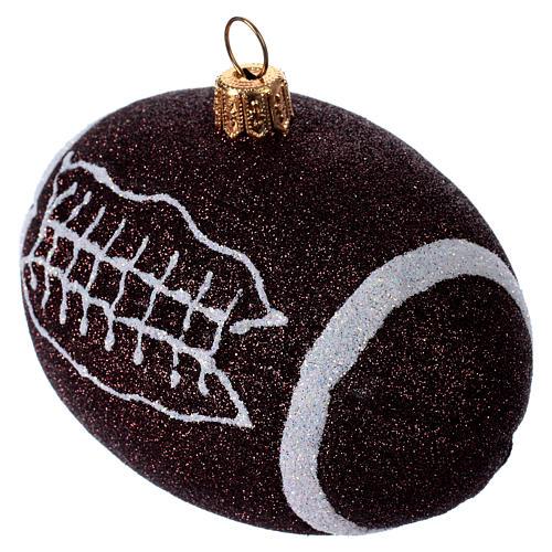 Palla da football americano Albero Natale 2