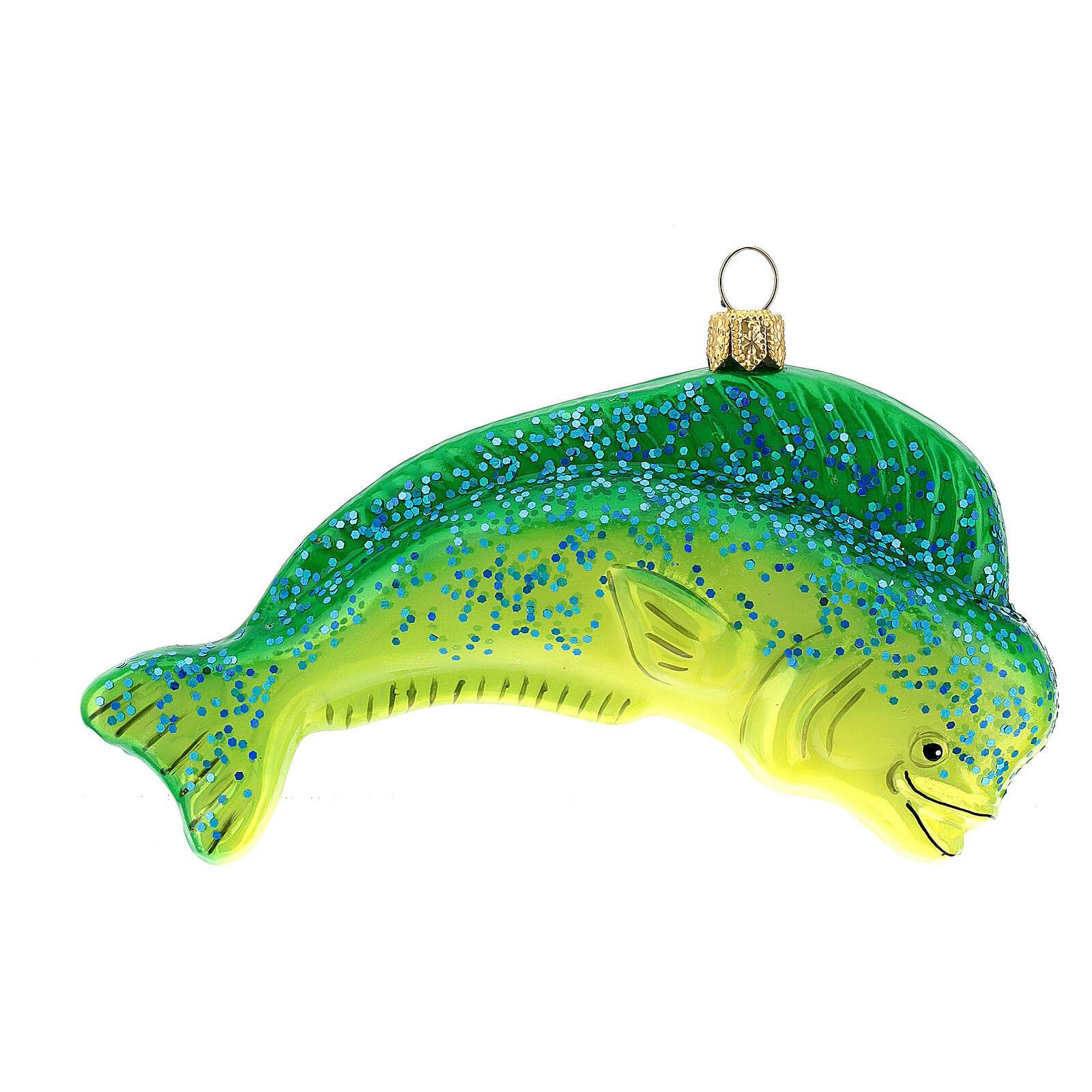 Coryphène verre soufflé décoration sapin Noël 4