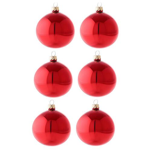 Heart Christmas tree ornament white silver streetlamp blown glass 1