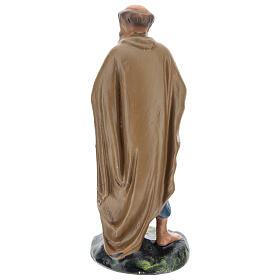Shepherd with lantern for Arte Barsanti Nativity Scene 15 cm s2