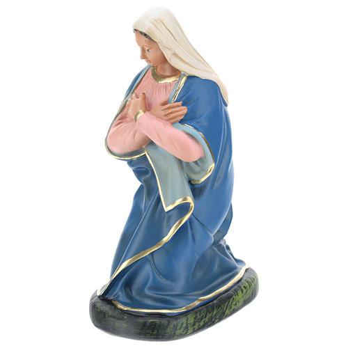 Nativité Arte Barsanti 3 santons plâtre peint à la main 20 cm 3