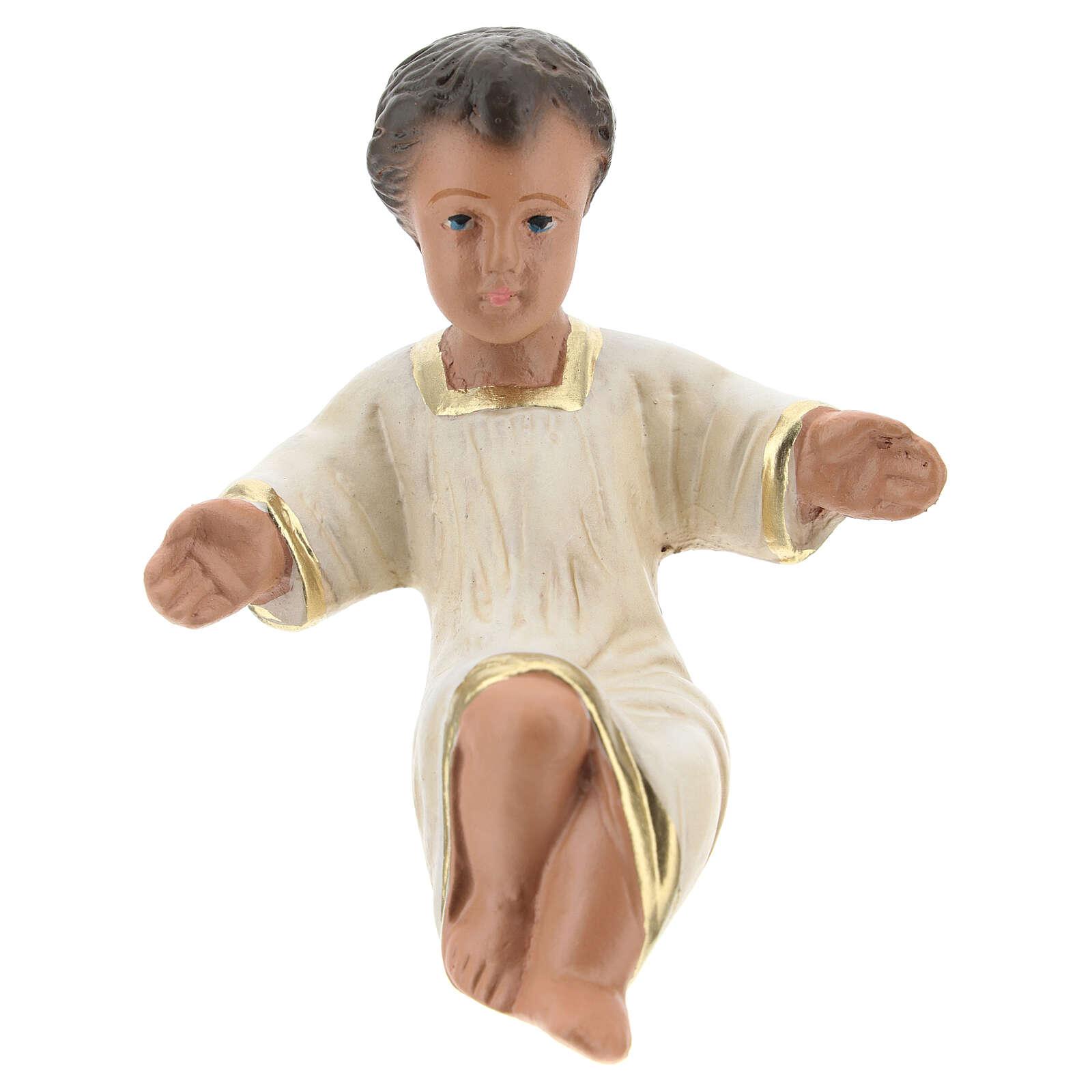 Baby Jesus for Arte Barsanti Nativity Scene 20 cm 4