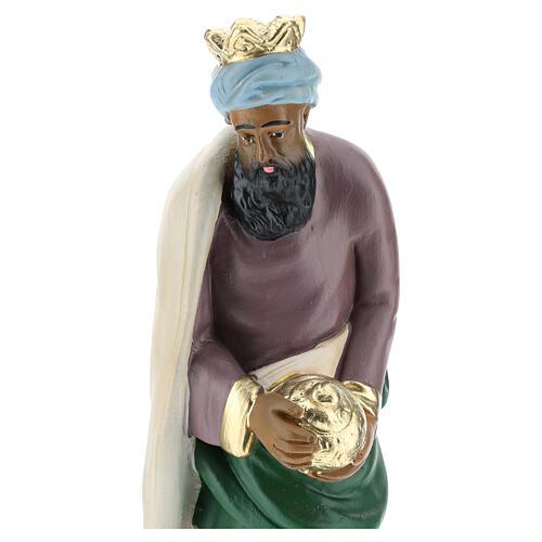 Moor Wise Man Jasper for Arte Barsanti Nativity Scene 20 cm 2