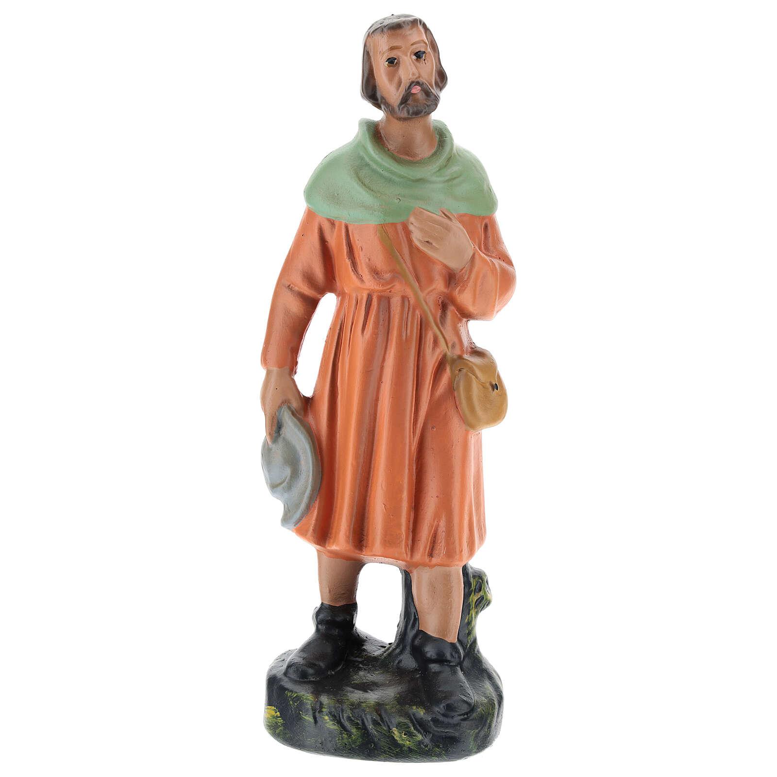Wandering shepherd for Arte Barsanti Nativity Scene 20 cm 4