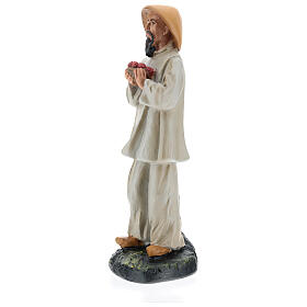 Chinese shepherd with flowers for Arte Barsanti Nativity Scene 20 cm s3