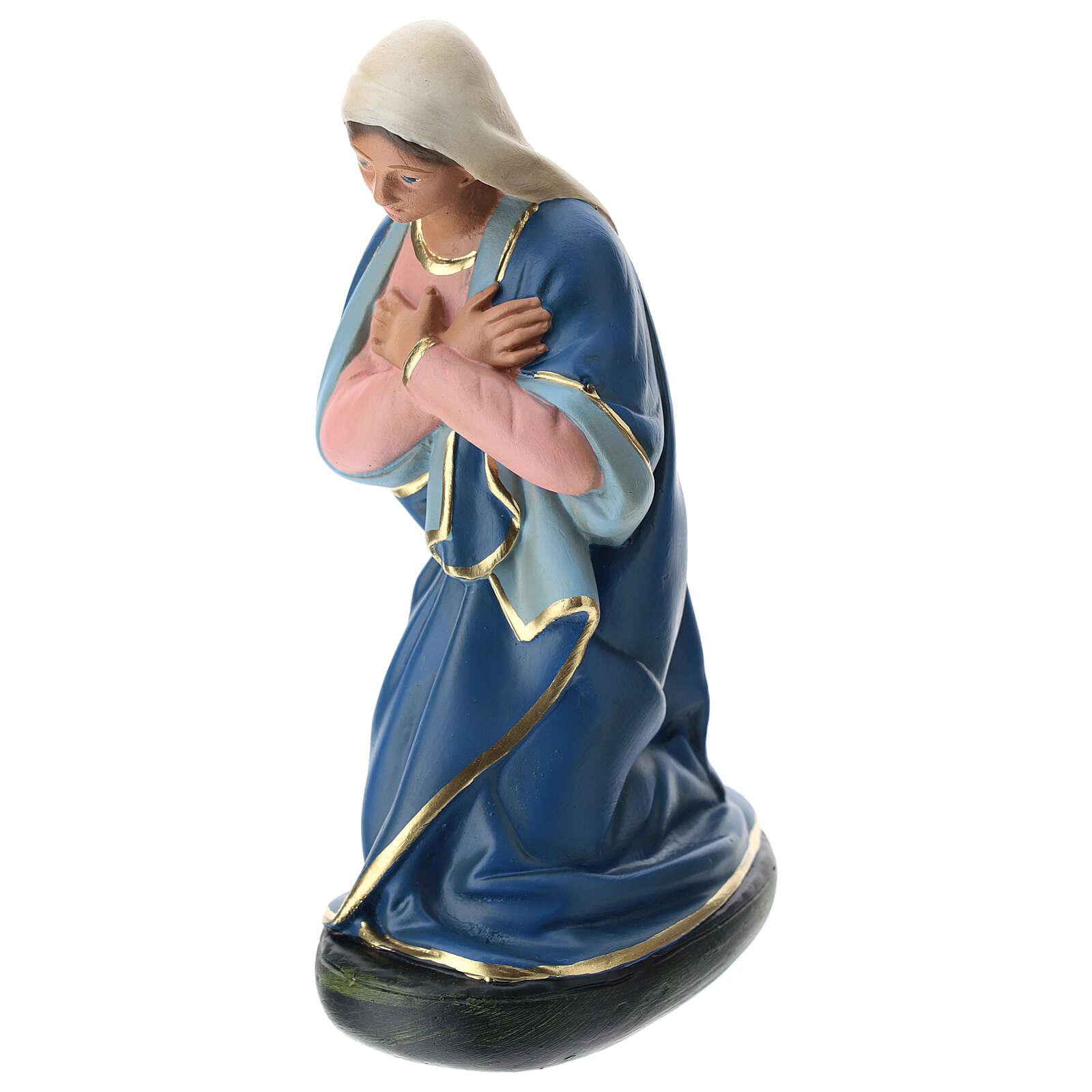 Nativity in plaster for Arte Barsanti Nativity Scene 30 cm 4