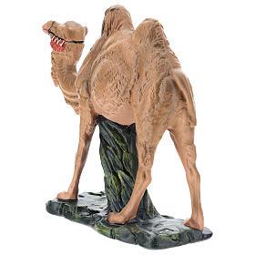 Estatua camello yeso para belén Arte Barsanti 30 cm s5