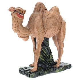 Statua cammello gesso per presepe Arte Barsanti 30 cm s3
