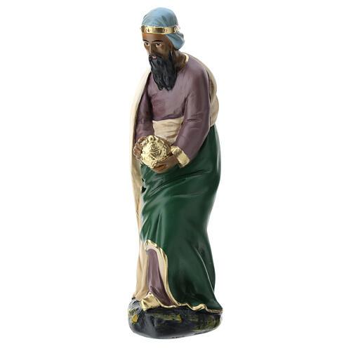 Three Wise Men in plaster for Arte Barsanti Nativity Scene 30 cm 2