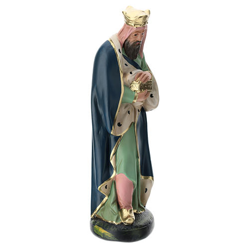 Tríada Reyes Magos para belenes Arte Barsanti 30 cm 3