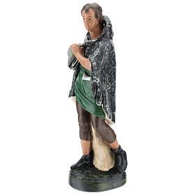 Pastor con capa yeso 30 cm Arte Barsanti s3