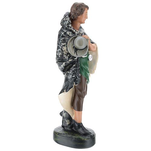 Berger avec cape pour crèche Arte Barsanti 30 cm 4