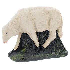 Set Arte Barsanti 4 ovejas para belén 30 cm s4