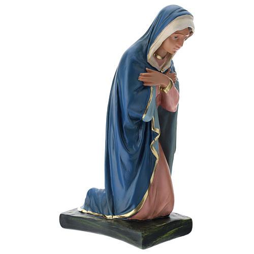 Natividade três figuras Arte Barsanti gesso pintado à mão para presépio altura média 40 cm 3