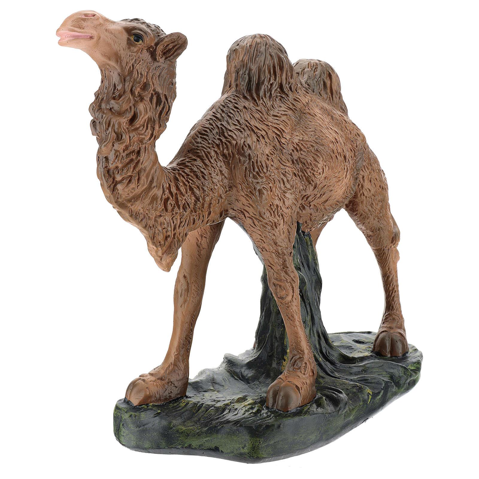 Camel in plaster for Arte Barsanti Nativity Scene 40 cm 4