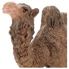 Estatua camello yeso belén 40 cm Arte Barsanti s2