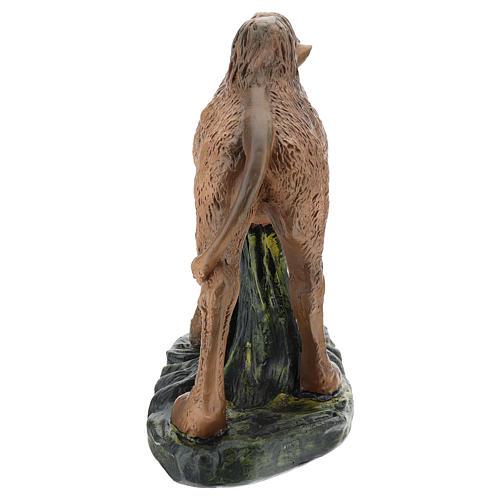 Estatua camello yeso belén 40 cm Arte Barsanti 6