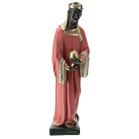 Estatuas Arte Barsanti 3 Reyes Magos yeso pintado a mano belenes 40 cm s3