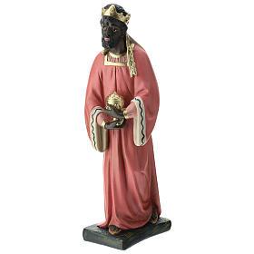 Estatuas Arte Barsanti 3 Reyes Magos yeso pintado a mano belenes 40 cm s6