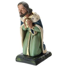 Estatuas Arte Barsanti 3 Reyes Magos yeso pintado a mano belenes 40 cm s7