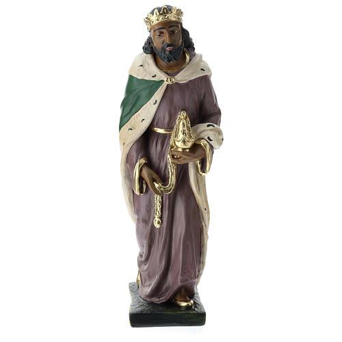 Estatuas Arte Barsanti 3 Reyes Magos yeso pintado a mano belenes 40 cm 2